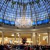 Hoteles lujosos: suben sus tarifas