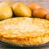La tortilla de patata es un 25% más cara