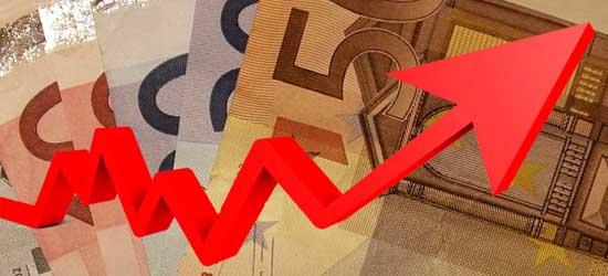 La prima de riesgo española cae por debajo de la italiana